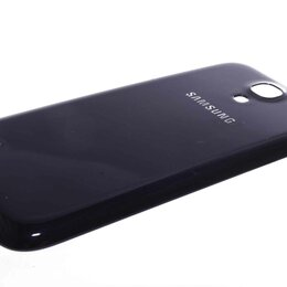 Корпусные детали - Задняя крышка Samsung i9190 Galaxy S4 mini, i9192 Galaxy S4 mini duos синий, 0