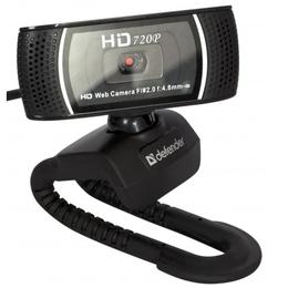 Веб-камеры - Веб-камера Defender G-lens 2597 HD720p, 0