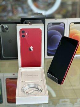 Мобильные телефоны - iPhone 11 Red 64 Gb Ростест, 0