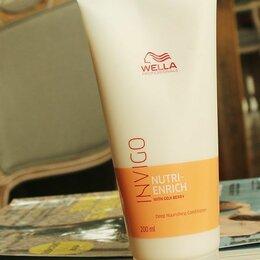 Маски и сыворотки - Wella Professionals Invigo Nutri-Enrich Deep Nourishing Conditioner, 0