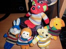 Мягкие игрушки - игрушки на липучке (присоске), 0