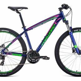 Велосипеды - Велосипед FORWARD 27,5 NEXT 3.0 DISK 24ск., 0