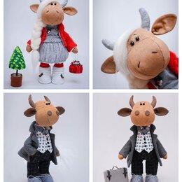 Куклы и пупсы - Интерьерные текстильные игрушки куклы, 0