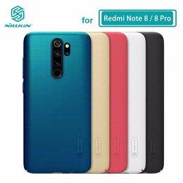 Чехлы - Чехол Redmi Note 8 Pro (Nillkin) , 0