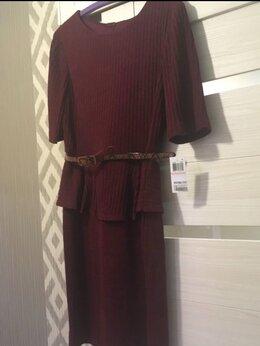 Платья - Трикотажное платье-костюм Connected Apparel 46, 0