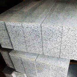 Тротуарная плитка, бордюр - Бордюр гранитный  ГП1 Покостовский, 0