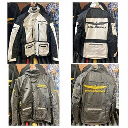 Мотоэкипировка - Мужская мотокуртка текстиль , 0