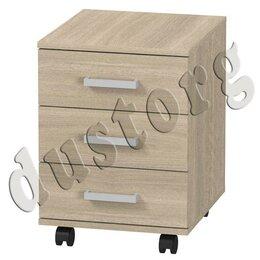 Мебель для учреждений - Офисная мебель Тумба выкатная 400 Deligates, 0