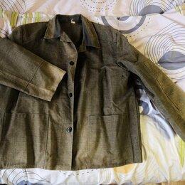 Одежда - Костюм сварщика куртка штаны спецовка, 0