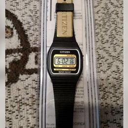 Наручные часы - Часы citizen Slim P230 новые, 0