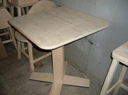 Столы и столики - Стол квадратный 70 на 70 см. массив дерева для…, 0
