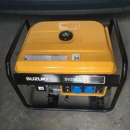 Электрогенераторы и станции - Бензогениратор, 0