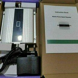 Антенны и усилители сигнала - Комплект 4G LTE усиления сотовой связи, 0