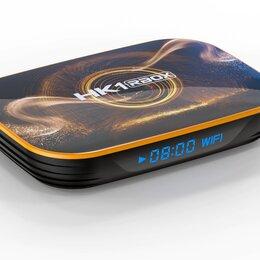 ТВ-приставки и медиаплееры - TV приставка HK1 RBox (4/32 гб.) 10 Android, 0