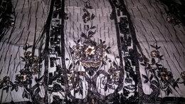 Платья - платье  расшитое шелком стеклярусом и бисером, 0