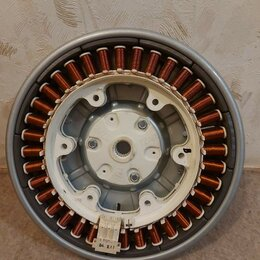 Аксессуары и запчасти - Двигатель для стиральной машины LG прямого привода, 0