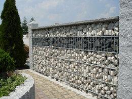Строительные смеси и сыпучие материалы - Булыжник, камень для Заборов, 0