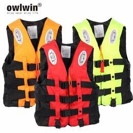 Спасательные жилеты и круги - Спасательный жилет для плавания, 0