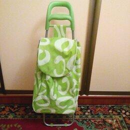 Тележки и тачки - Тележка с сумкой, 0