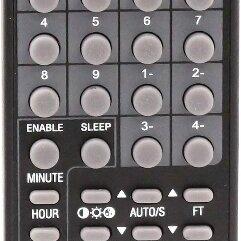 Системы Умный дом - Пульт Daewoo R-18A07/1414, 0