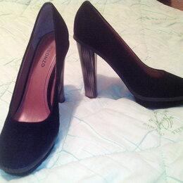 Туфли - Туфли ronzo на высоком каблуке и платформе, 0
