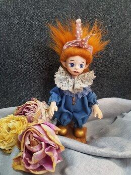 Куклы и пупсы - Девочка эльфичка кукла ручной работы из…, 0