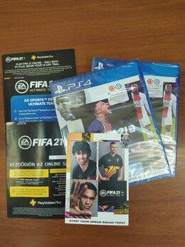 Игры для приставок и ПК - Игра FIFA 21 (PS4) Обмен, 0
