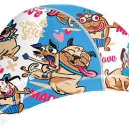 Головные уборы - Юниорская текстильная шапочка MadWave FUNKY DOGS, 0