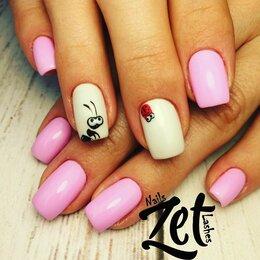 Дизайн ногтей - Маникюр в Электростали Zet Nails, 0