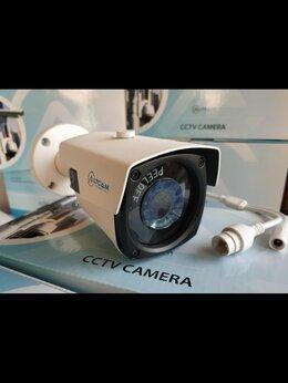 Камеры видеонаблюдения - Уличная IP видеокамера AltCam ICV52IR, 0