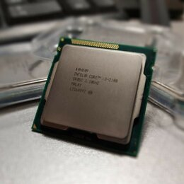 Процессоры (CPU) - Intel Core i3-2100 OEM/3.10GHZ/L3 - 3Mb/Cокет1155, 0