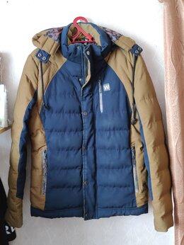 Куртки - Куртка мужская зимняя BWB FUSHI 50-52, 0