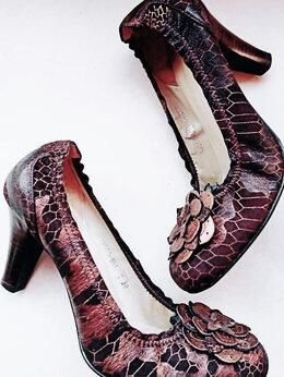Туфли - Туфли-перчатки от Tervolina натуральная кожа, 0