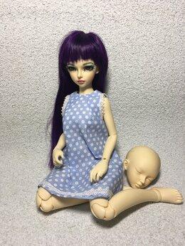 Другое - Кукла БЖД Минифи, 0