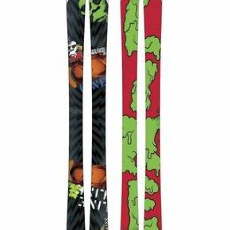 Горные лыжи - Супер универсалы Fri/Park Line TravelingCircus 180, 0