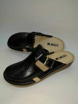 Домашняя обувь - Мужские тапочки-сабо, 0