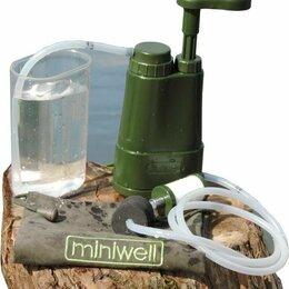 Туристическая посуда - Туристический фильтр для воды Miniwell L610, 0