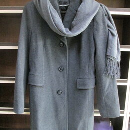 Пальто - Пальто - шерсть, кашемир. , 0
