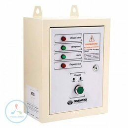 Электрогенераторы - Блок автоматики Daewoo ATS 15 DDAE DSE, 0