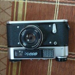 Пленочные фотоаппараты - Фотоаппарат ФЭД 5С, 0