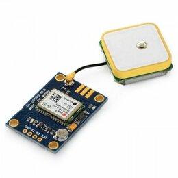 GPS-трекеры - GPS модуль GY-GPSV3-NEO-7M, 0
