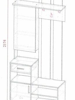 Стеллажи и этажерки - Прихожая Порту, 0