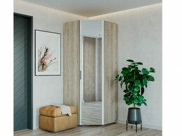 Шкафы, стенки, гарнитуры - Шкаф Пайн угловой с зеркалом, 0