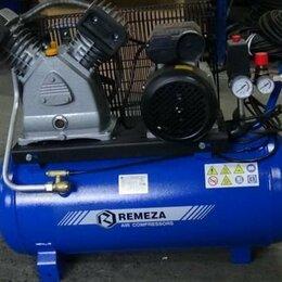 Воздушные компрессоры - Воздушный компрессор Remeza сб 4/С- 50 LB 30, 0