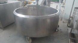 Прочее оборудование - Ванна сырная (сыродельная ванна), объем 1…, 0