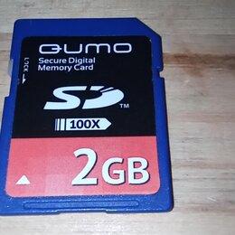 Карты памяти - Карта памяти SD quomo 100X 2 Gb, 0