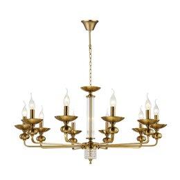 Люстры и потолочные светильники - Подвесная люстра Favourite Exquisita 2678-10P, 0