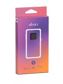 Чехлы - Клип-кейс Alwio для Oppo A53, soft touch, чёрный, 0