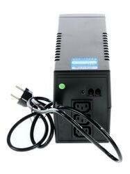 Источники бесперебойного питания, сетевые фильтры - ИБП IPPON Back Power Pro 500 New, 0