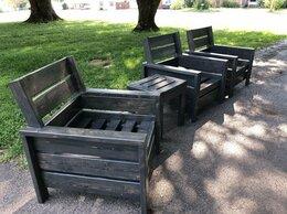 Комплекты садовой мебели - Уличная мебель, стол, диван, кресло, 0